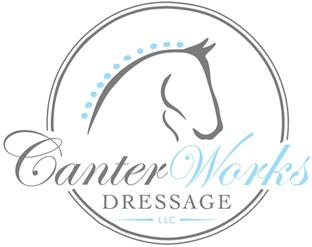 Canterworks-dressage-logo